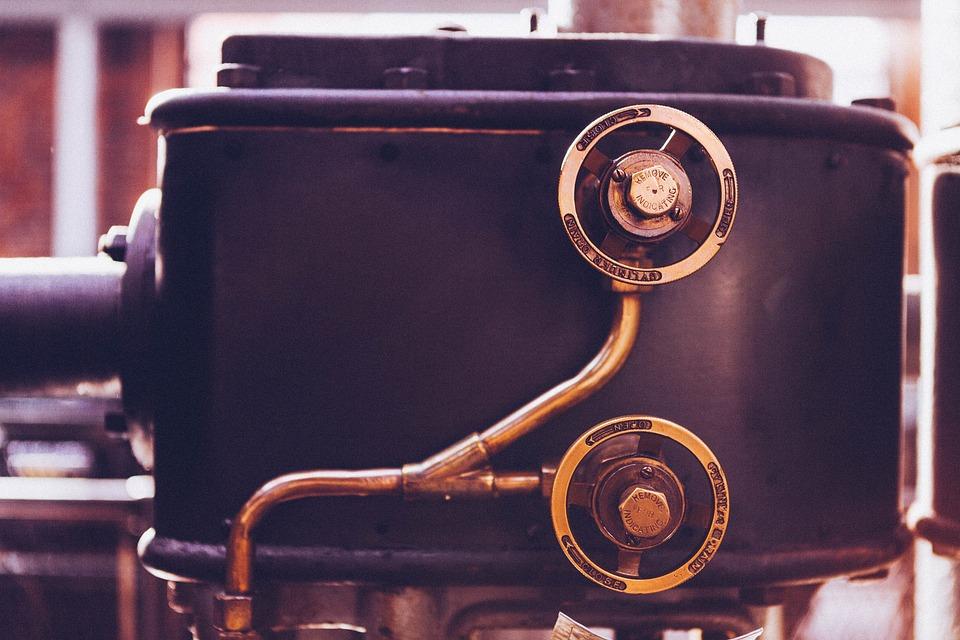Dampfkessel Dampferzeuger Dampf · Kostenloses Foto auf Pixabay
