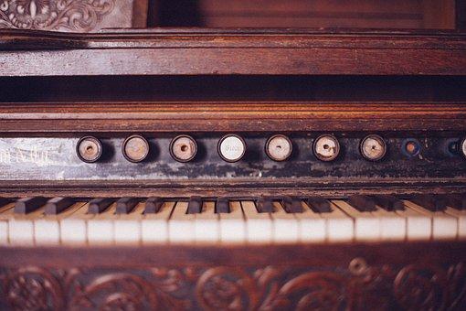 Piano, Grand Piano, Musical Instrument
