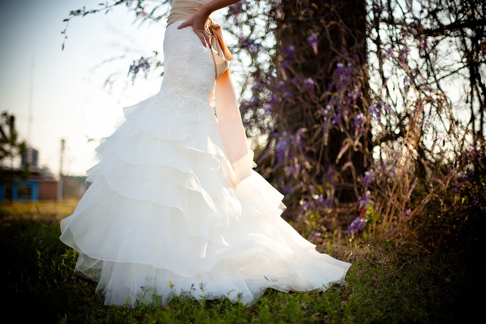 Wedding Dress Woman Free Photo On Pixabay