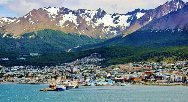 La ciudad del fin del mundo, Ushuaia