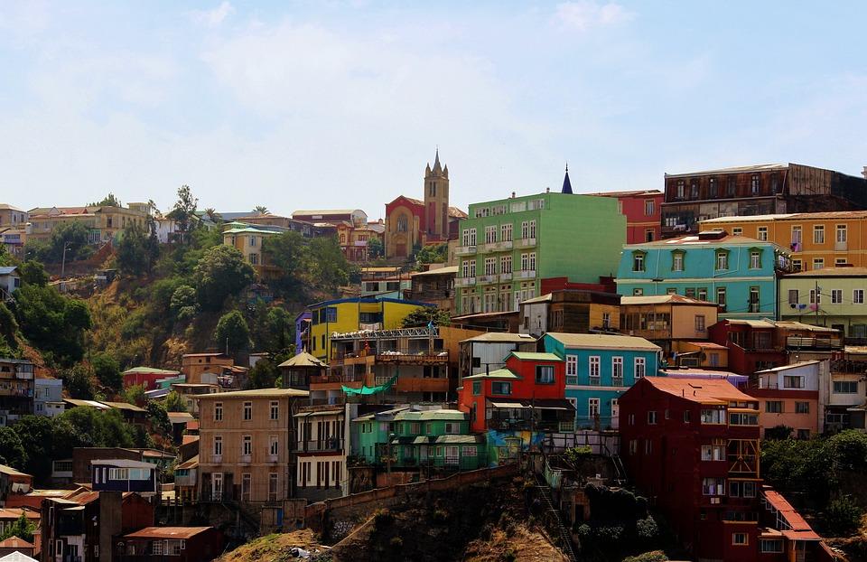 Valparaiso Architettura America - Foto gratis su Pixabay