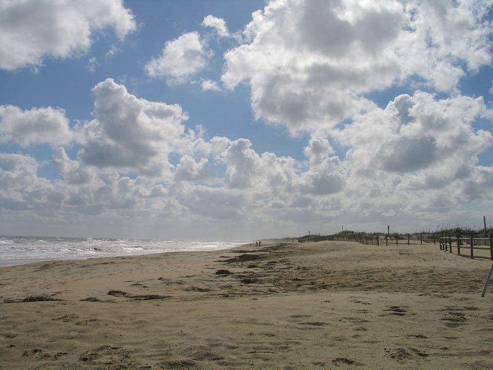 Virginia Beach, Oceanfront, Beach, Ocean