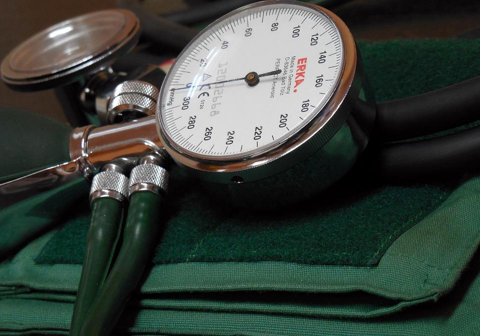 Monitor Di Pressione Sanguigna, Medico