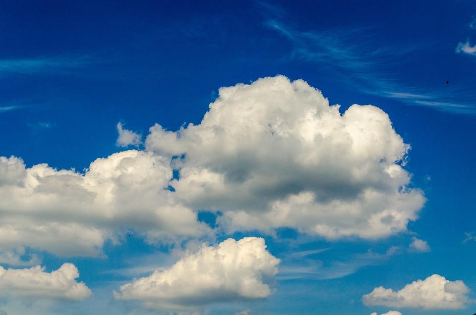 雲 空 青 · Pixabayの無料写真
