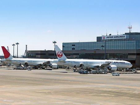 平面, 航空会社, 青い空, 空港, フライ, 商業, 交通, 旅行, フライト
