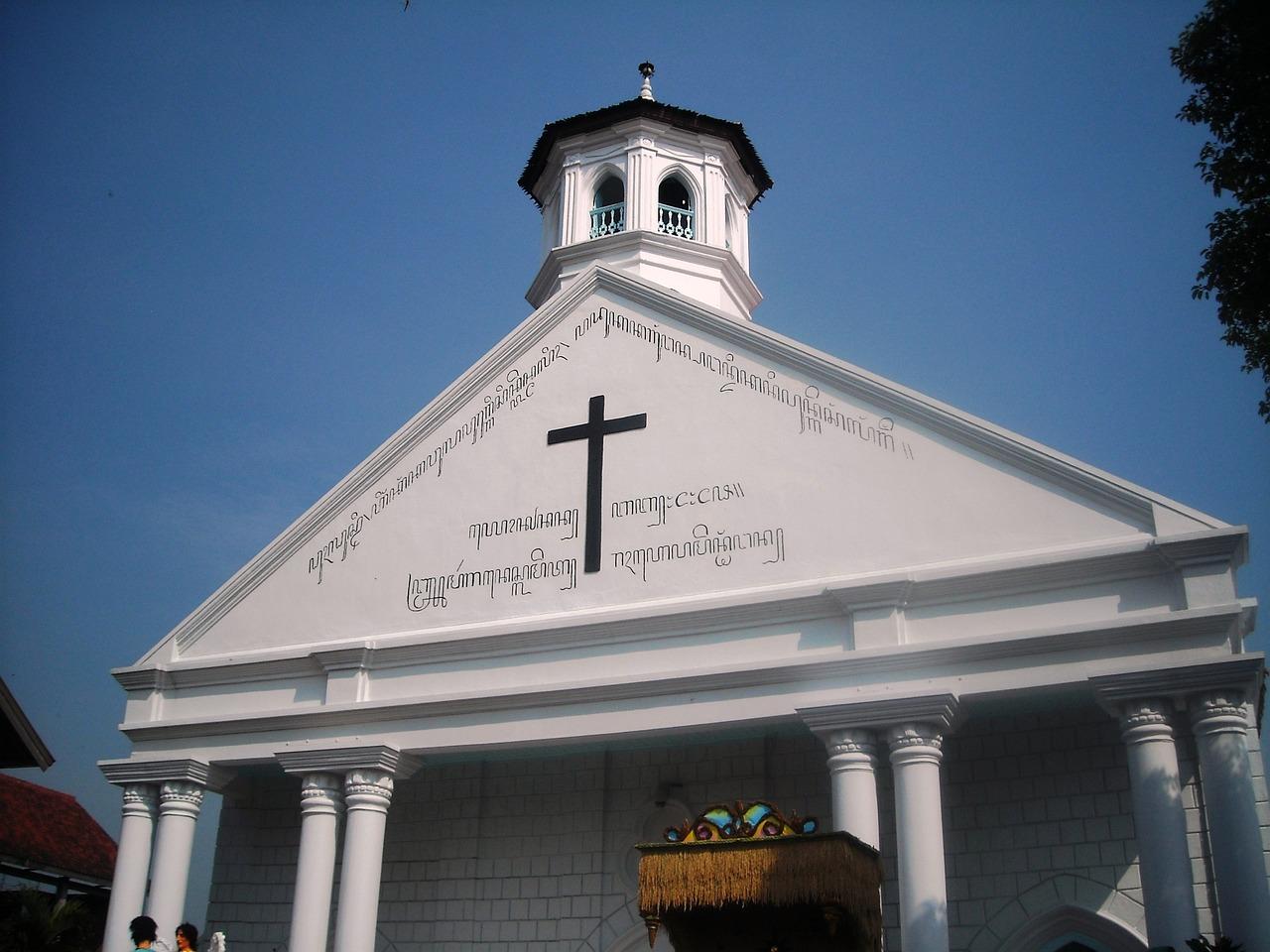 Foto gereja kristen protestan 22