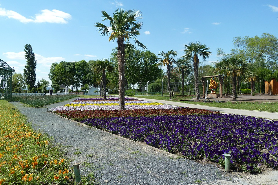 Giardini fioriti cervi stetten primavera aiuola with giardini fioriti immagini - Immagini di giardini fioriti ...