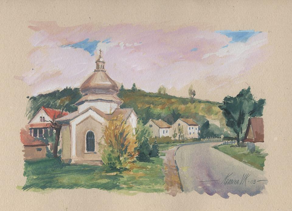 Bieszczady Chapel Hình ảnh Màu ảnh Miễn Phí Trên Pixabay
