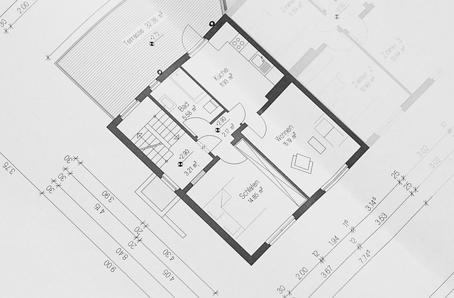 Building plan floor free photo on pixabay for Blueprint builder free