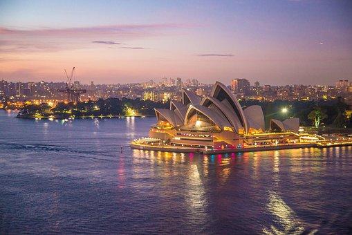 Sydney Opera House, Sydney, Architecture