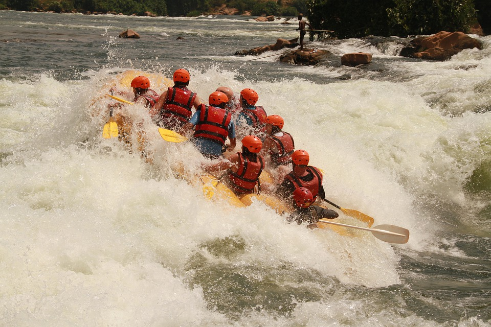 White water rafting kundalika river kolad