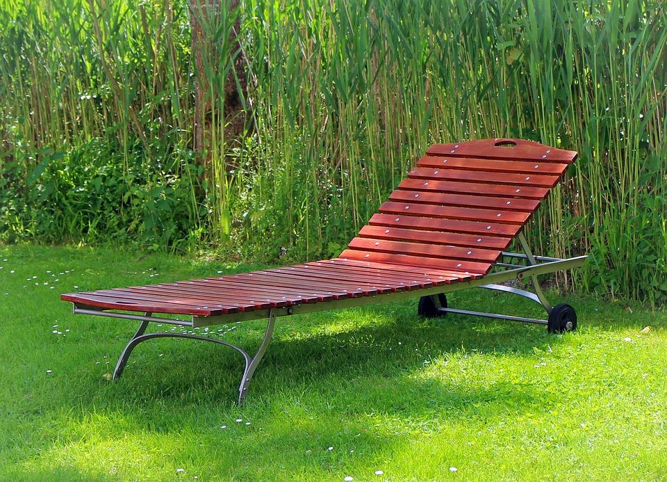 Holzliege garten  Gartenliege Sonnenliege Holzliege · Kostenloses Foto auf Pixabay