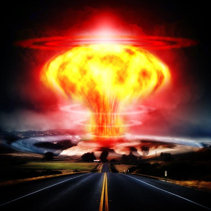 Nuclear Explosion Mushroom Cloud · Free image on Pixabay