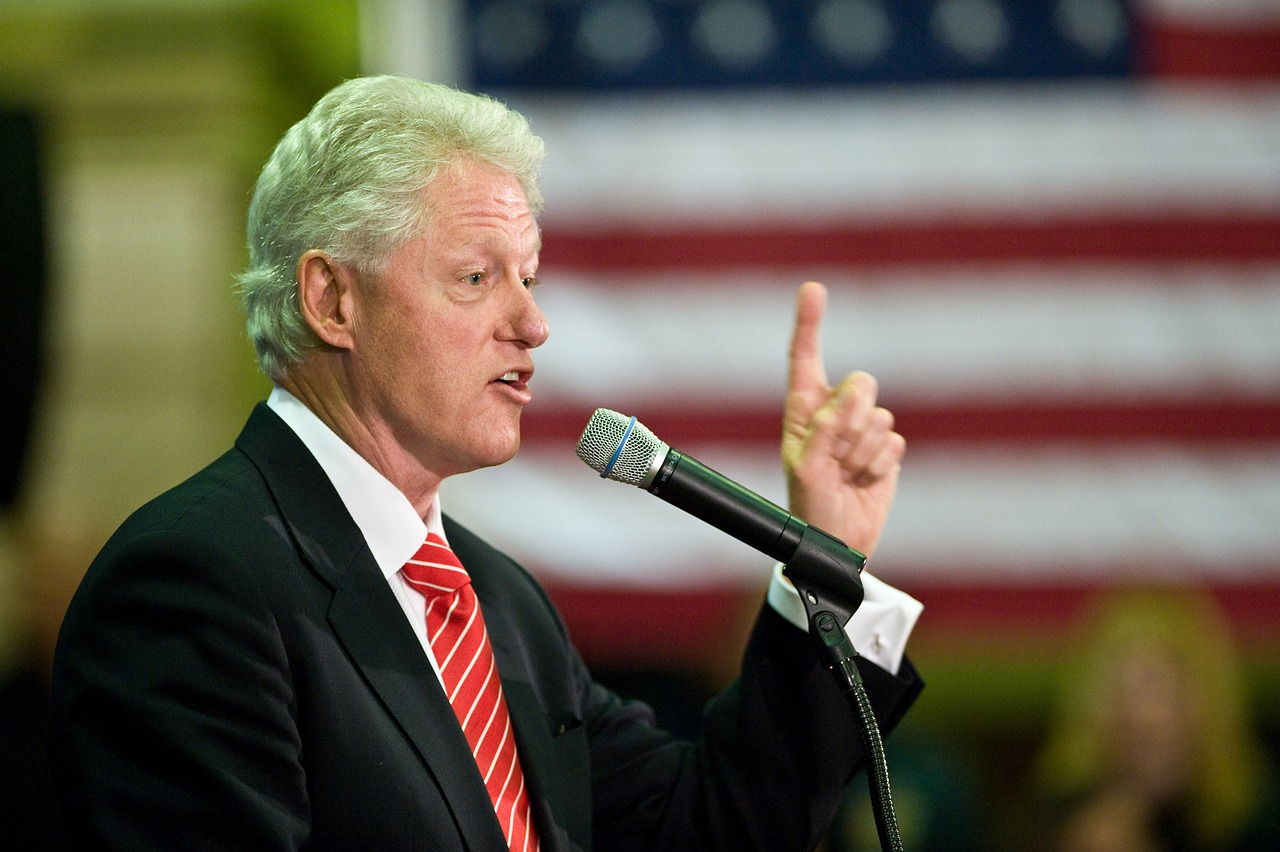 During Bill Clinton's entire eight year presidency, he only sent two e-mails. One was to John Glenn when he was aboard the space shuttle, and the other was a test of the e-mail system.