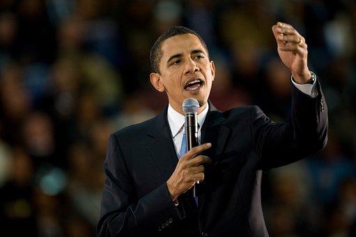 Obama Barack Obama President Man President
