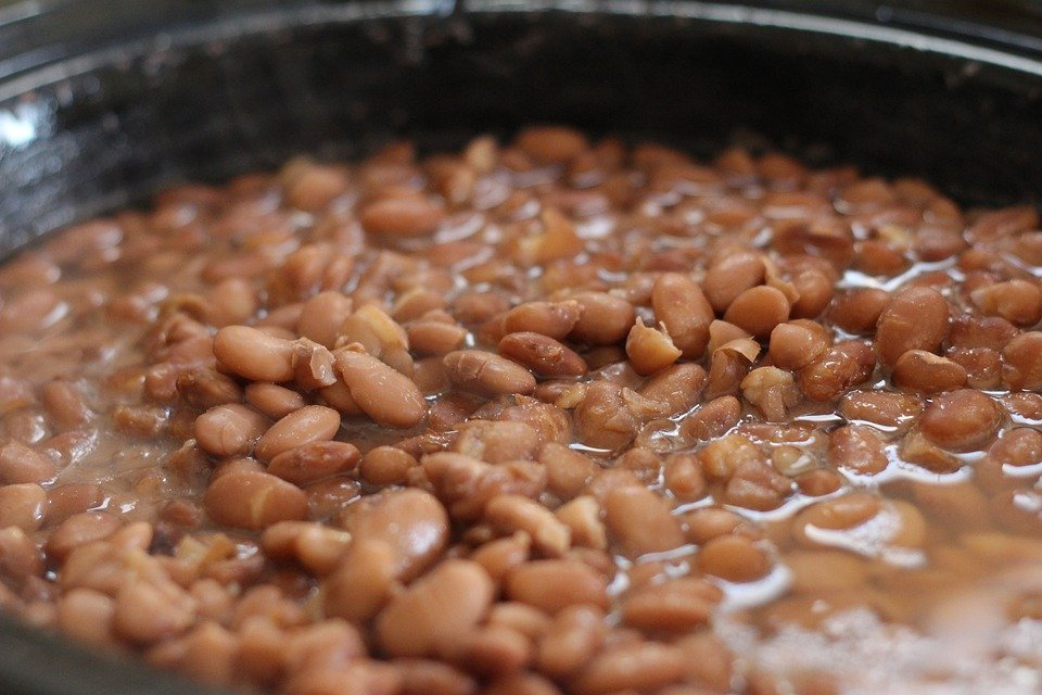 Pinto Beans, Beans, Cooking, Food, Southwestern, Tasty
