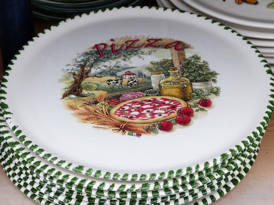 free photo plate pizza plate italian free image on