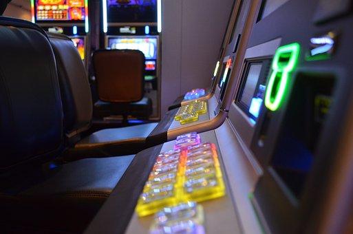 Slot Machine, Gambling, Addiction, Slot