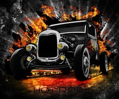 Hot Rod Images Pixabay Download Free Pictures