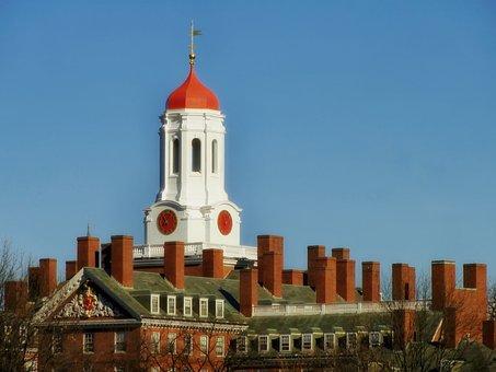 Harvard, University, College, Students