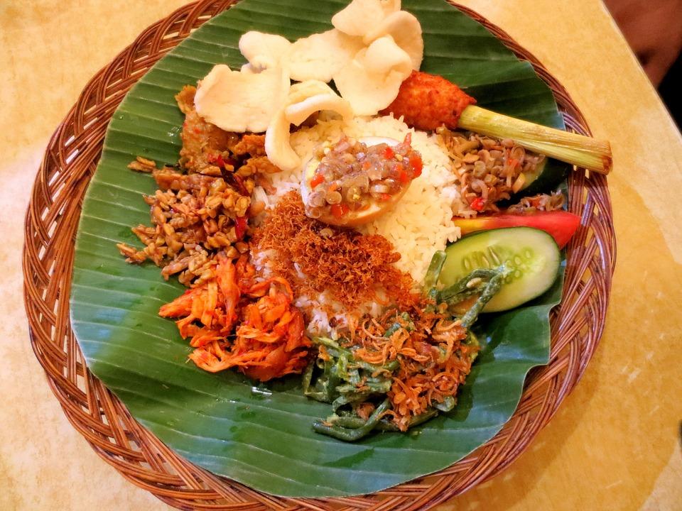 Nasi Padang Makanan Hidangan Foto Gratis Di Pixabay