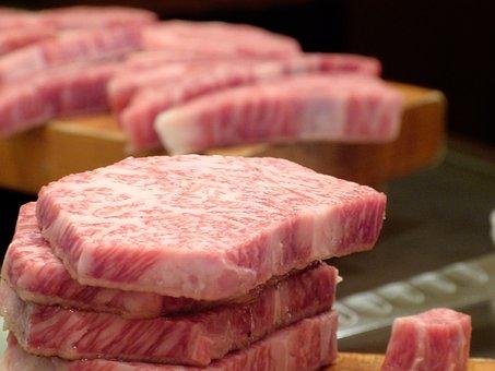 Carne, Carne De Vacuno, Buey De Kobe