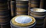 coins, money, euro