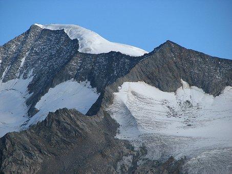 Summit, Alpine, Großvenediger