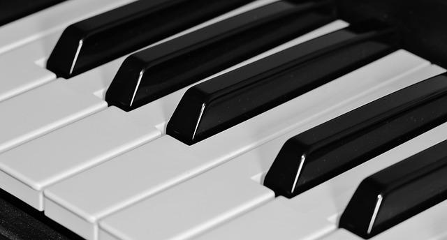 Piano Keyboard Keys 183 Free Photo On Pixabay