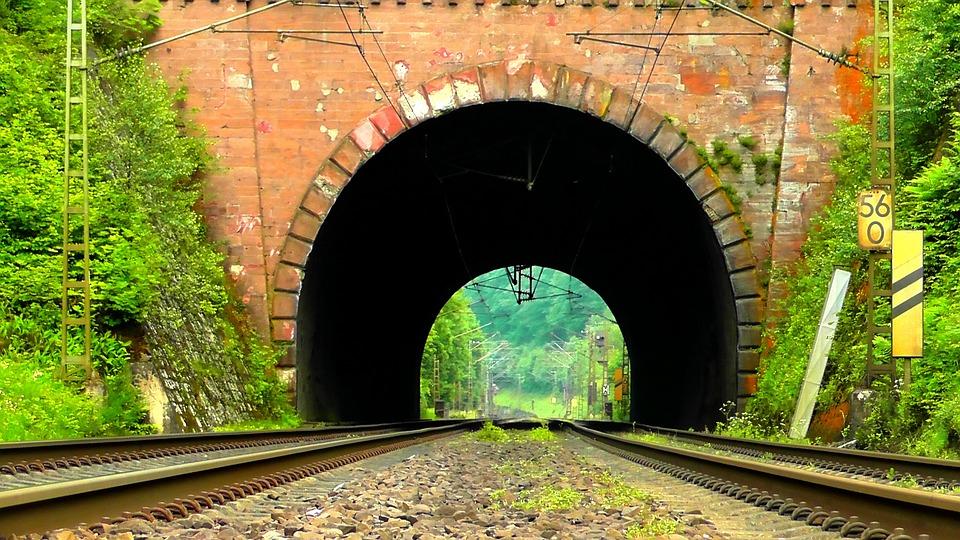 Tunnel Railway Arches · Free photo on Pixabay