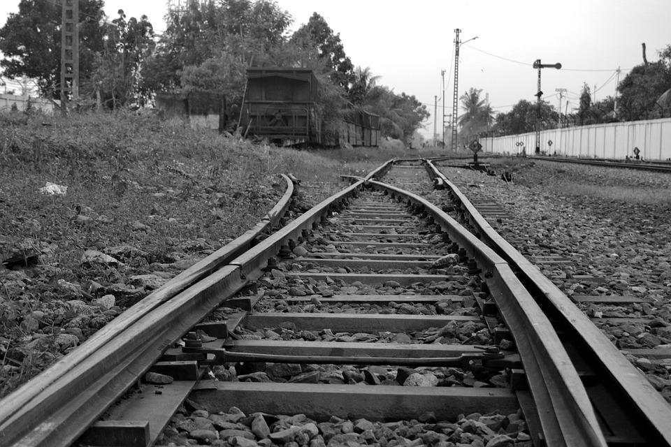 track transportation tracks free photo on pixabay