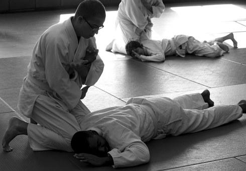 Aikido Martial Arts Self-Defense Learning
