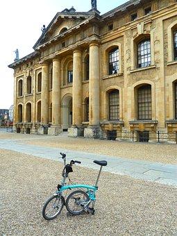 Folding Bike, Bike, Bicycle, Brompton