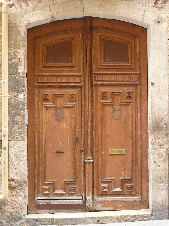 Dörr Trä Ingång u00b7 Gratis foto på Pixabay
