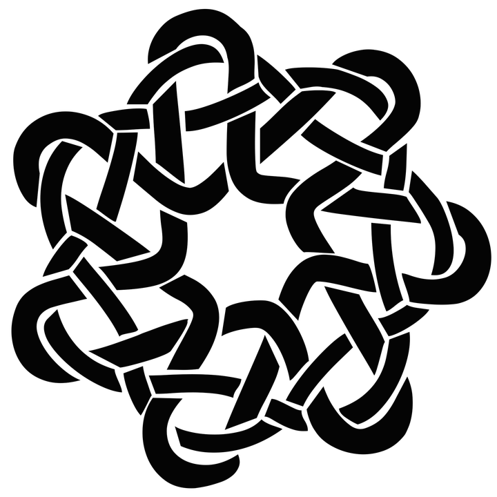 Celtic Knot Silhouette Free Image On Pixabay
