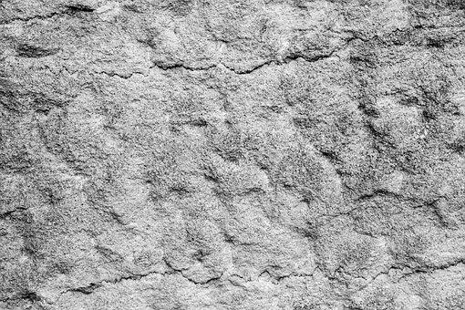 Textura, Estructura, La Pared, Hormigón