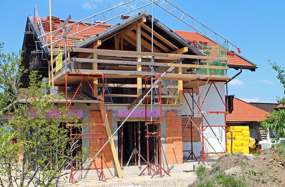Wonderful Rohbau Haus Gebäude Umbau Anbau Baustelle