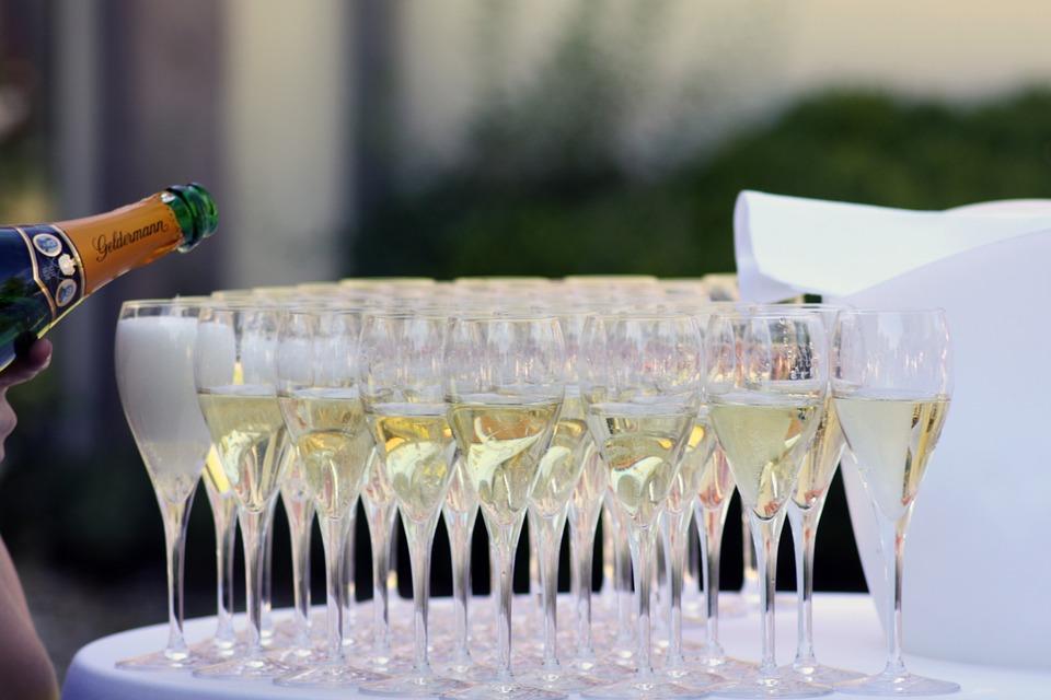 drikkevarer bryllup