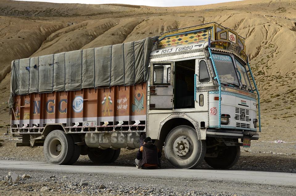 Truck India Vehicle · Free photo on Pixabay