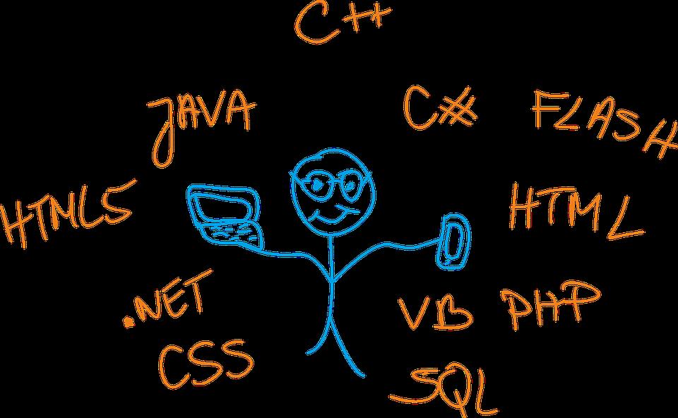 Figure, Sketch, A Cartoon, Cartoon, Szkicowac, Computer