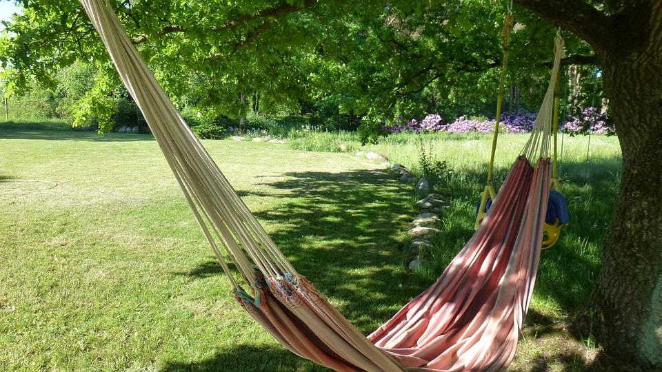 hamaca jardn relajarse relax - Hamaca Jardin