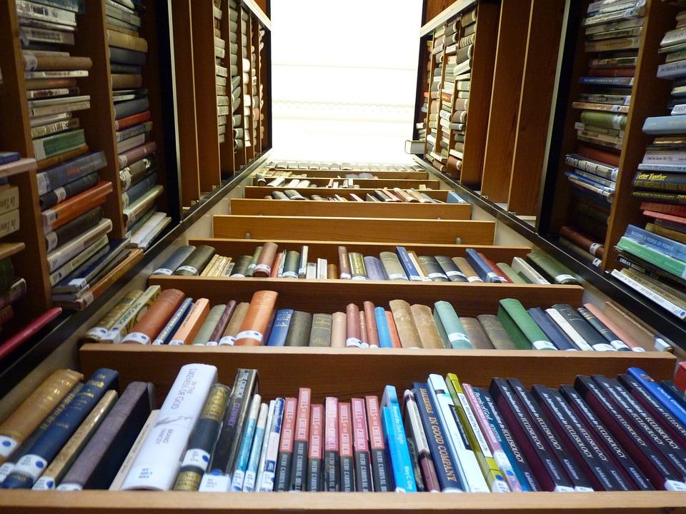 Books Shelf free photo: library, books, shelf - free image on pixabay - 369008