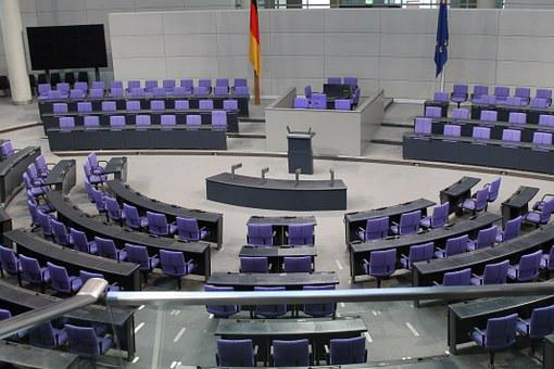 Bundestag, Government, Policy, Reichstag