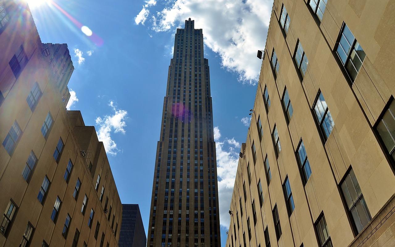 30 Rockefeller Center; Rockefeller Center Plaza