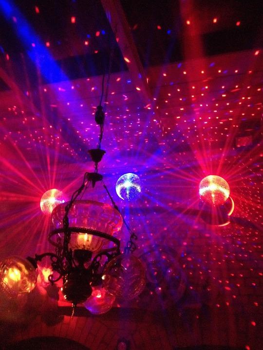 Free photo dance floor disco ball nightclub free for Disco night club