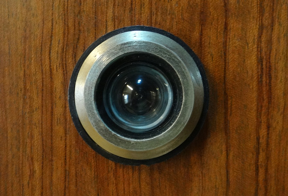 Gentil Magic Eye Peephole Door Device