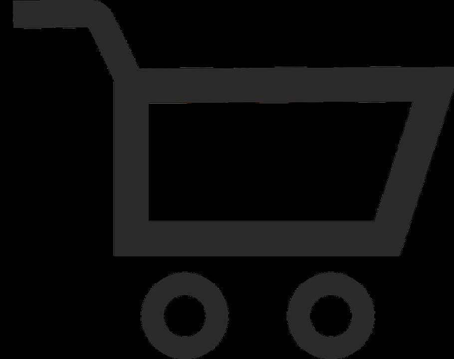 Lækker Kurv Shopping Køb Købe Det - Gratis vektor grafik på Pixabay CR-36