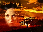 face, woman, dreams