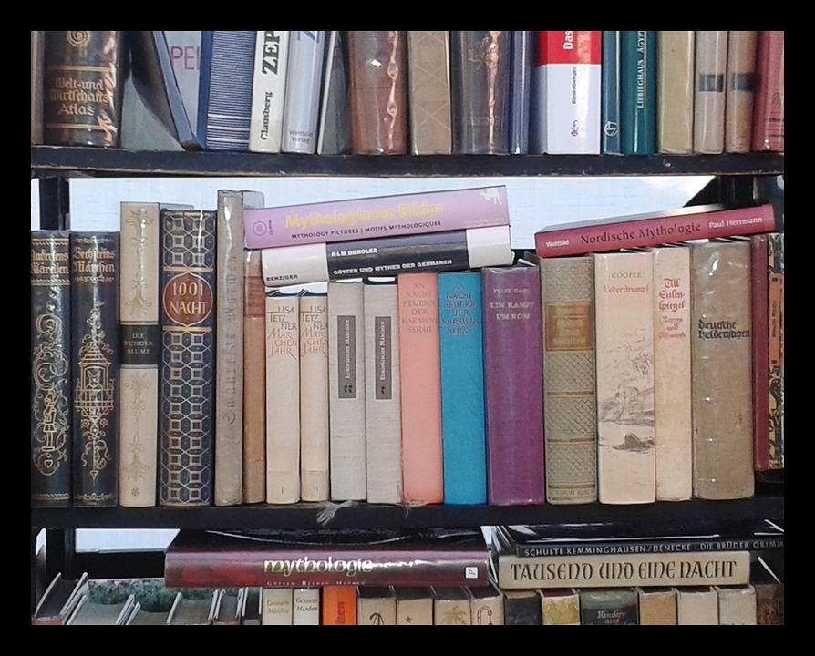 Books, Book, Bookshelf, Library, Old Books, Literature