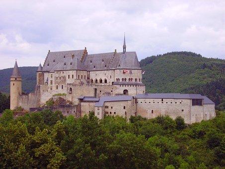 Principales destinos de Luxemburgo